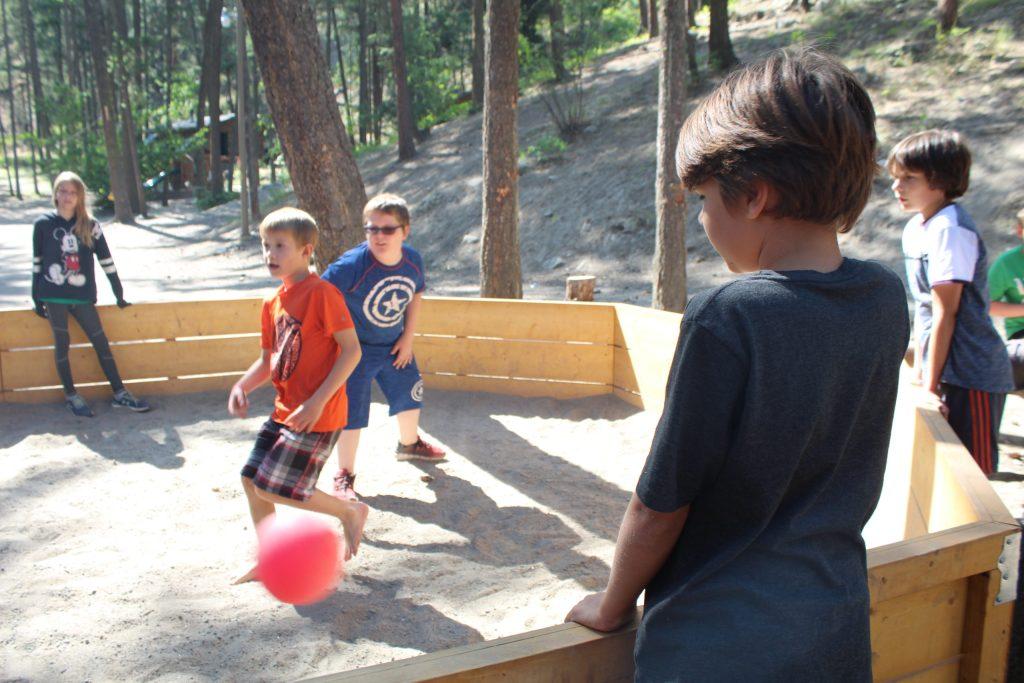 Adventure Camp #2: Ages 8-11