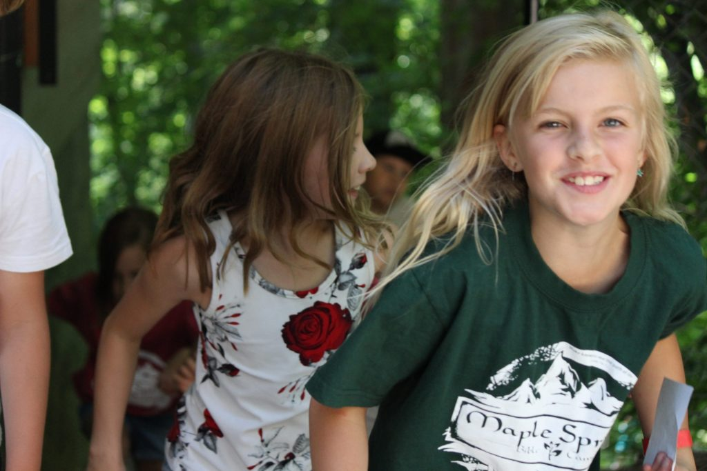 Junior Adventure Camp: Ages 7-11