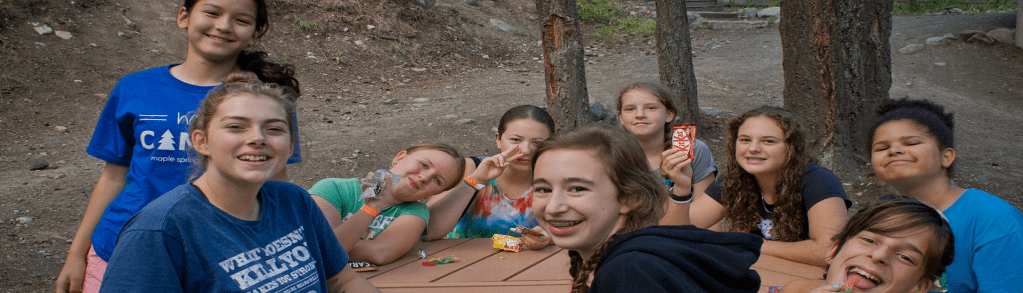 Junior Teen Camp: Ages 11-14