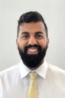 Nate Hirji - Sales and Leasing Consultant