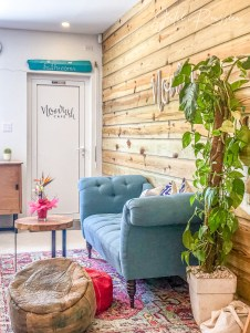 Nourish Cafe Island Yoga