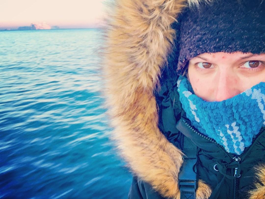 Julie in Norway