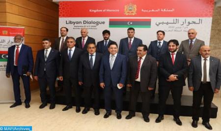 """إسبانيا تؤكد على أهمية """" القيمة الإيجابية """" للحوار الليبي الذي انطلق بمبادرة من المغرب"""
