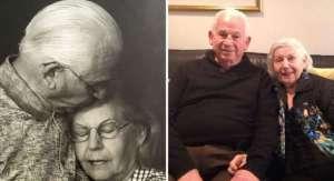 Vdekja e pazakontë e çiftit pas 69 viteve martesë!