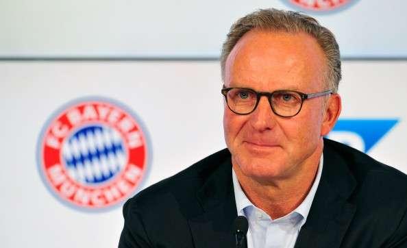 Resultado de imagem para Rumenig Bayern