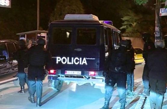 Të shtëna me armë në Tiranë  sherr mes dy shoferëve