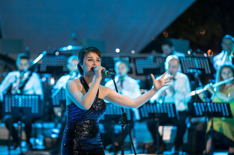 Koncerti per hapjen e Teatrit Veror te Liqeni (8)