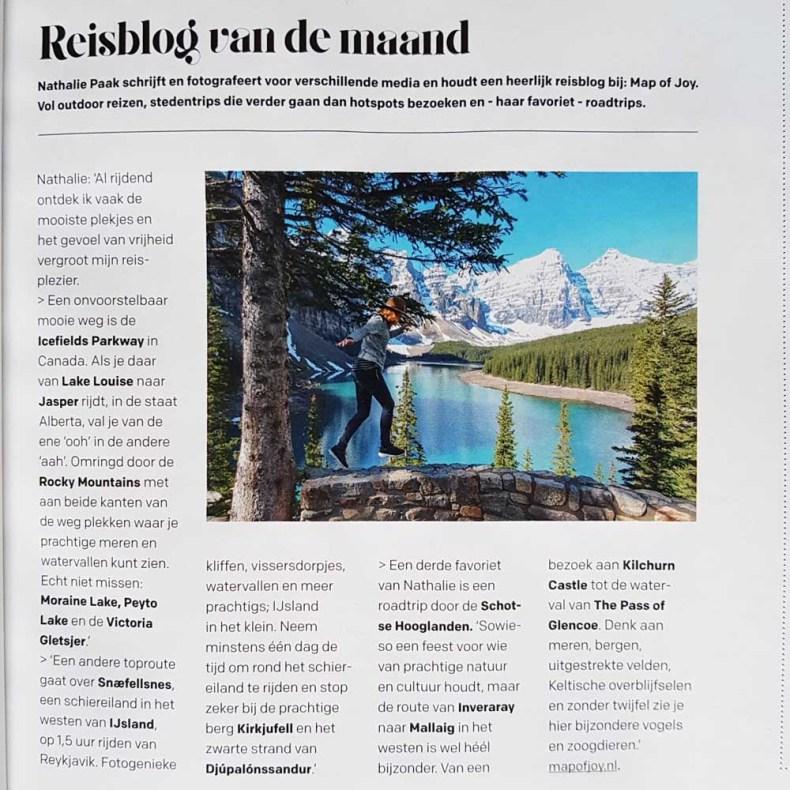 REIZ& Magazine Map of Joy