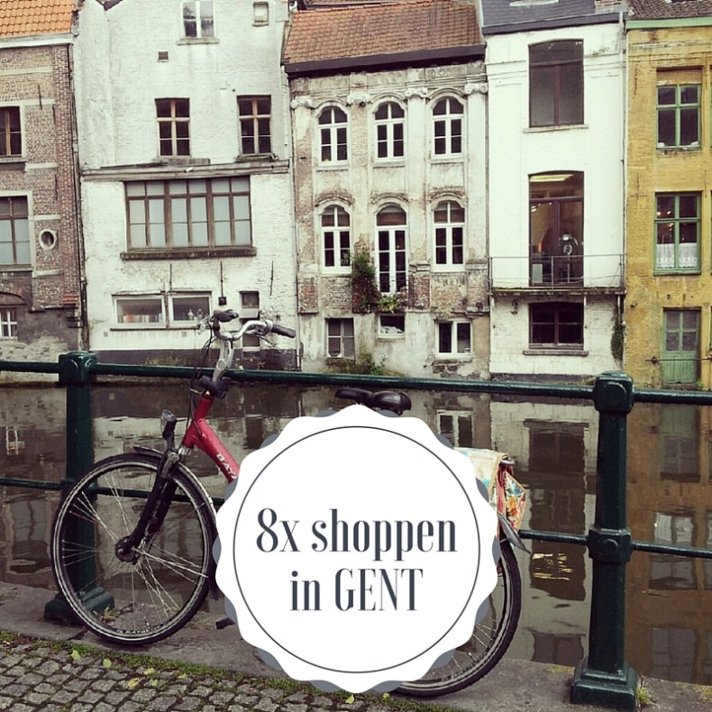 8 hotspots for shopping in Gent, Belgium - Map of Joy