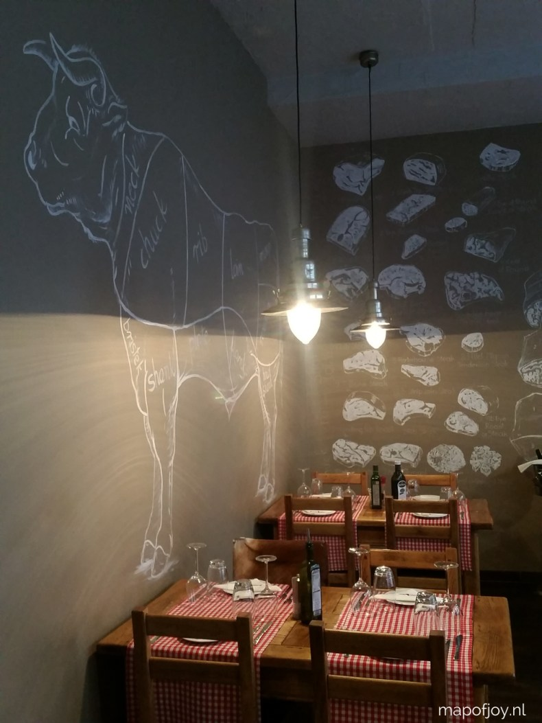 8x food hotspot Butchery & Grill in Wroclaw, Poland - Map of Joy