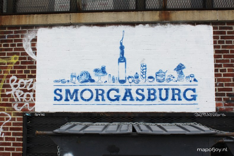 10 fave hotspots in Williamsburg, Smorgasburg - Map of Joy