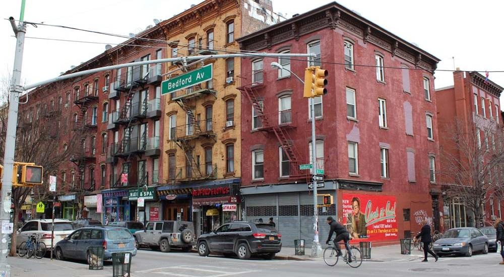 Williamsburg, Brooklyn, New York - Map of Joy