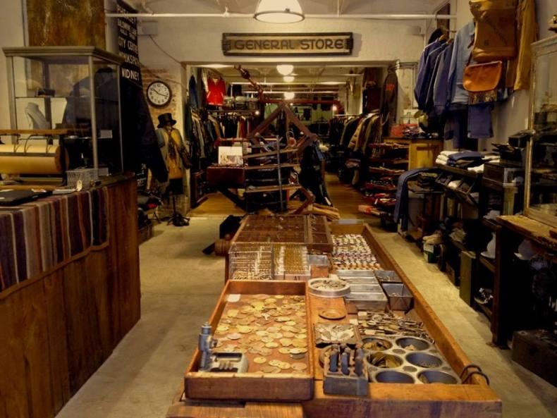 Front General Store, hotspot DUMBO New York - Map of Joy