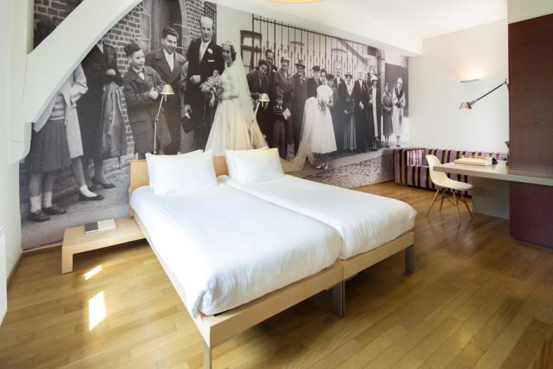 5x slapen in Maastricht, Kruisheren Hotel - Map of Joy