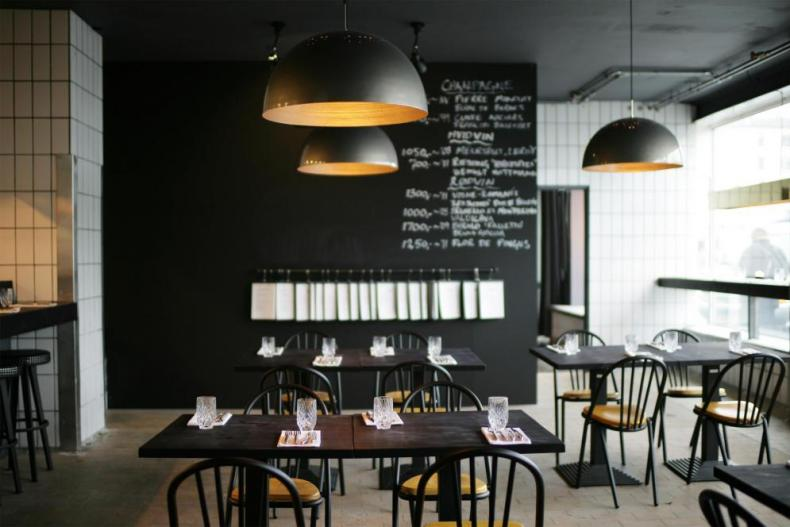10x food hotspots in Copenhagen - Map of Joy