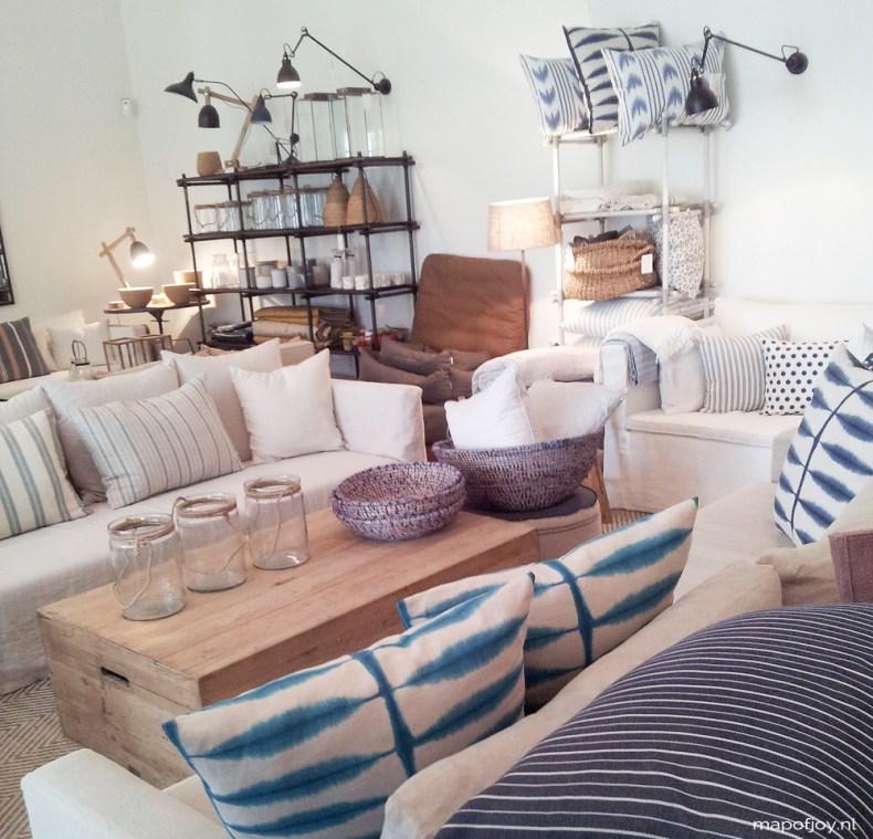 Tanis, interior hot spot on Ibiza - Map of Joy