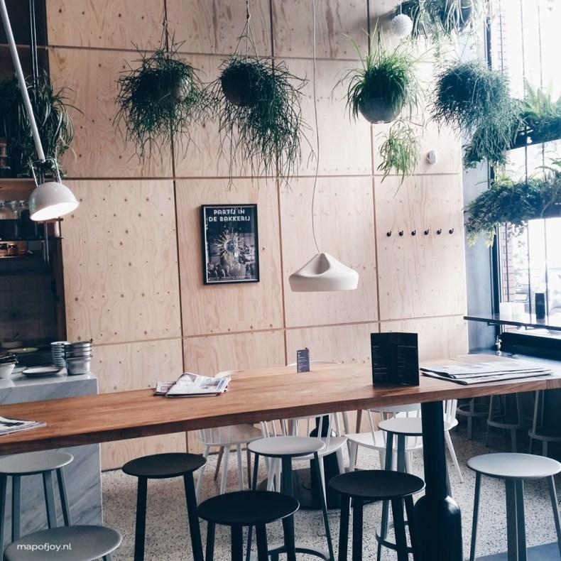 Bakkerij Blanche, food hotspot Groningen - Map of Joy