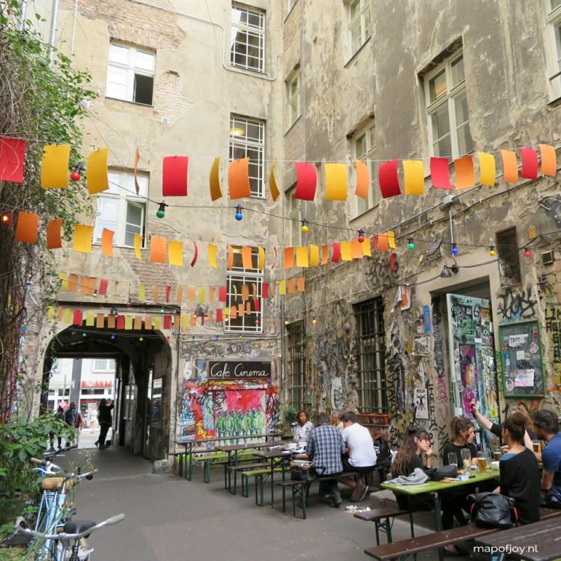 Haus Schwarzenberg hotspot Berlin - Map of Joy