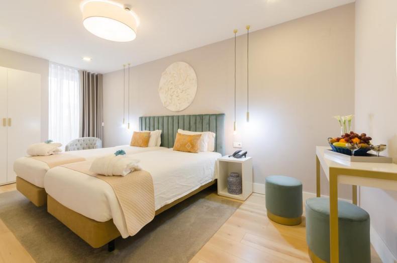 16x goedkoop en bijzonder slapen in Lissabon, Hotel Borges