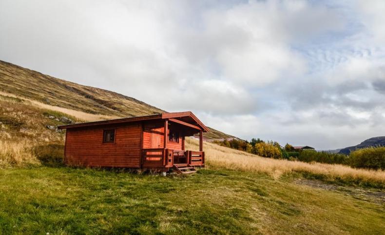 Vacation home Stora Vatnshorn, IJsland, beste plekken om het Noorderlicht te zien