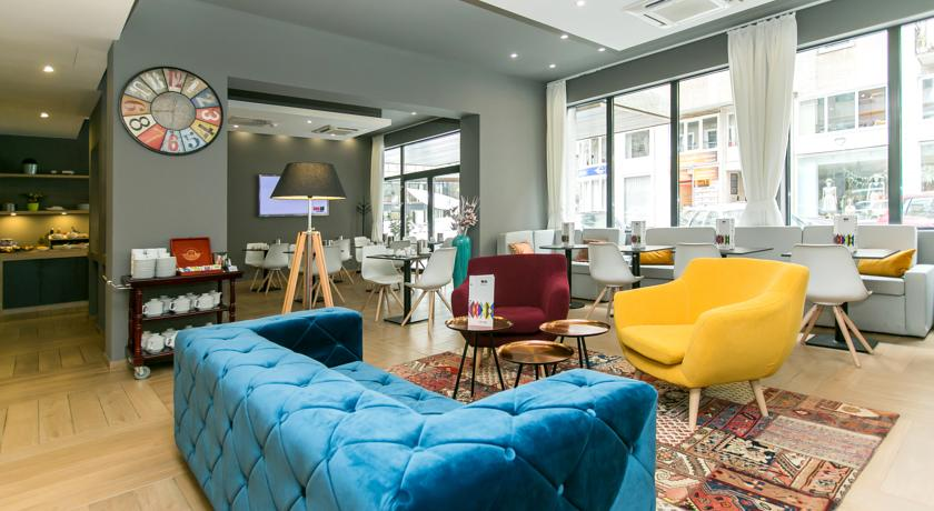 8 special hotels in Budapest - Map of Joy