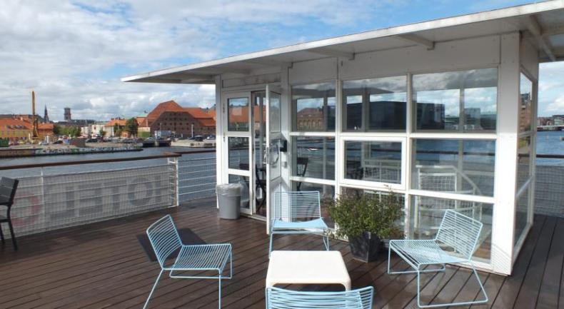 CPH Living, goedkoop en leuk hotel Kopenhagen - Map of Joy