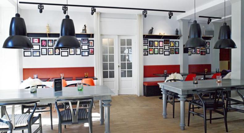 Ibsens Hotel, goedkoop en leuk hotel Kopenhagen