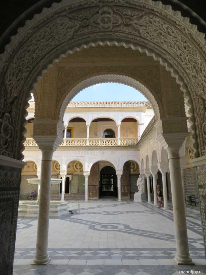 Casa de Pilatos, Sevilla - Map of Joy
