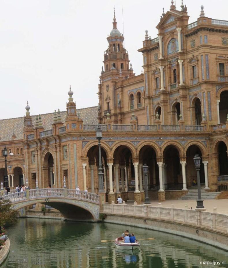 Dit zijn de 26 leukste stedentrips in de herfst, Sevilla