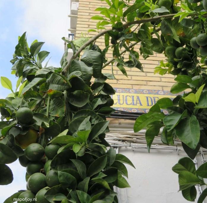 Triana, Sevilla - Map of Joy
