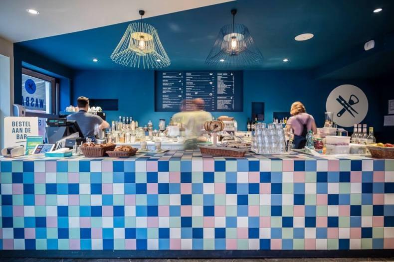 Wasbar, food hot spot Antwerpen - Map of Joy