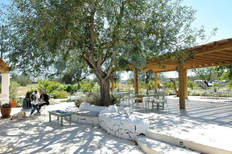 Aubergine, Ibiza food hotspot - Map of Joy