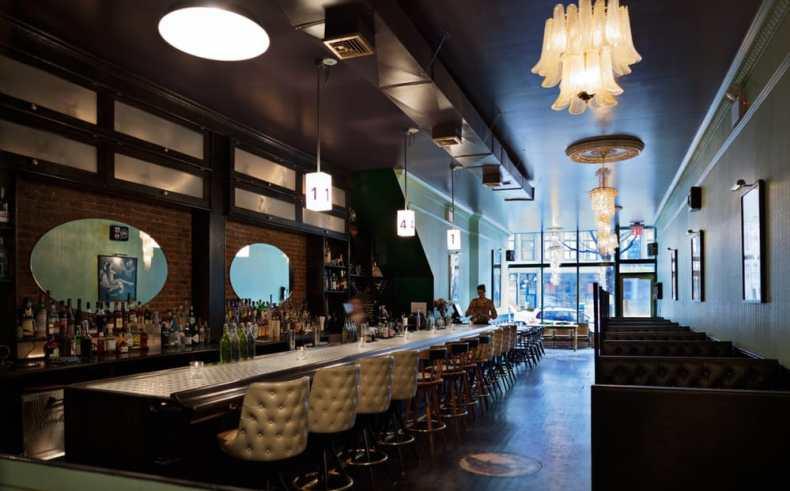 OTB Crafts Spirits & Kitchen, restaurant Williamsburg, New York - Map of Joy