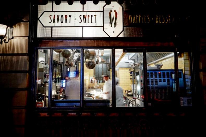 Brasserie Witlof, restaurant Williamsburg, New York - Map of Joy