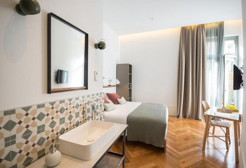 12 bijzondere en betaalbare accommodaties in Barcelona, Casa Mathilda