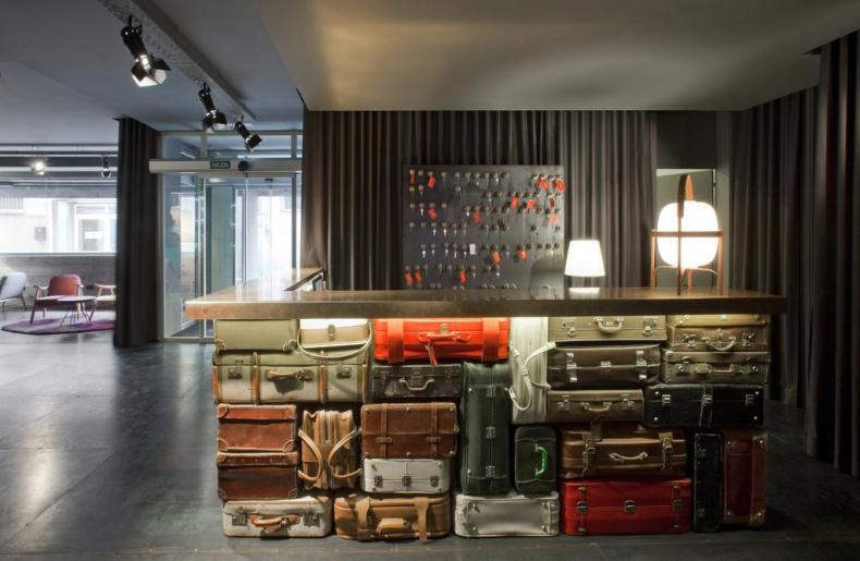 12 bijzondere en betaalbare accommodaties in Barcelona, Chic & Basic Ramblas