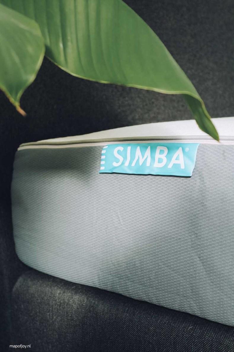 Simba matras review - Map of Joy