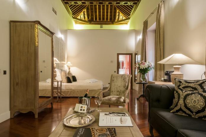 Palacio Pinello, accommodatie Sevilla