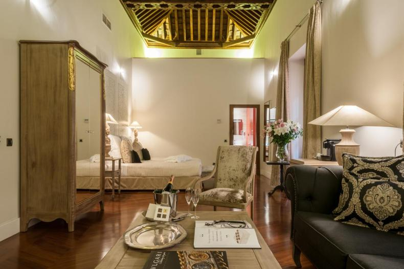 Palacio Pinello, accommodatie Sevilla