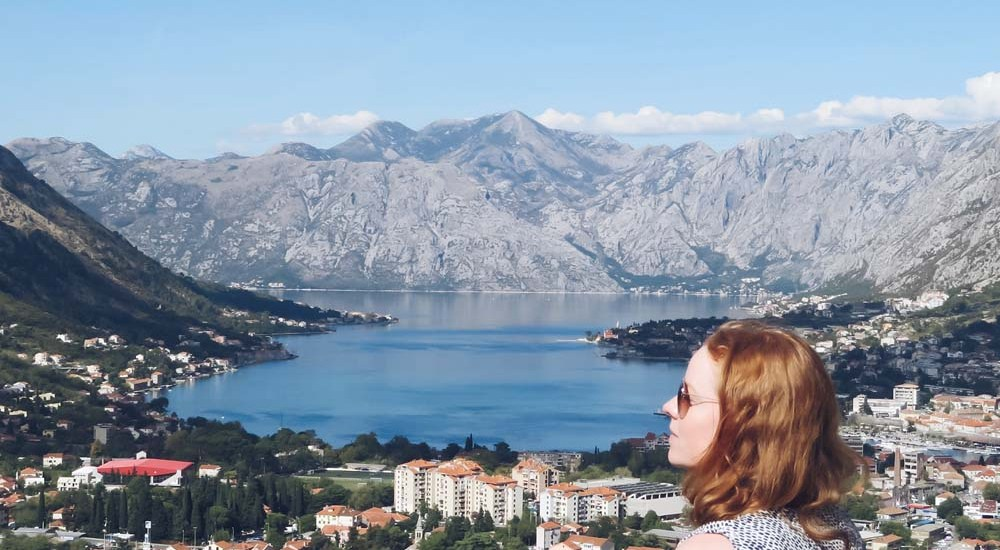 Bay of Kotor, Montenegro - Map of Joy