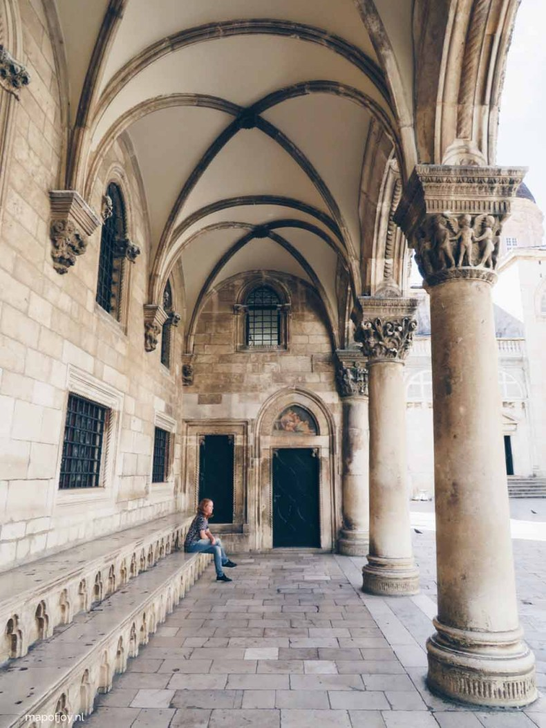 Rector's Palace, Dubrovnik - Map of Joy