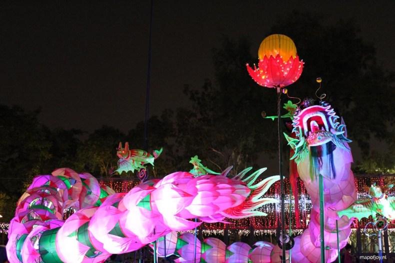 Mid Autumn Festival Hong Kong - Map of Joy