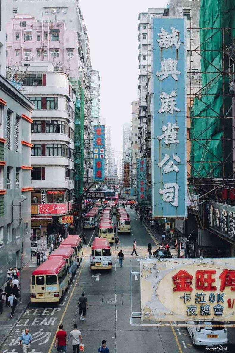 Kowloon, Hong Kong - Map of Joy