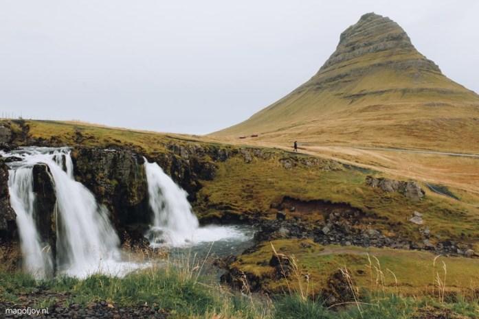 Kirkjufell & Kirkjufellfoss, Snaefellsnes, Iceland - Map of Joy