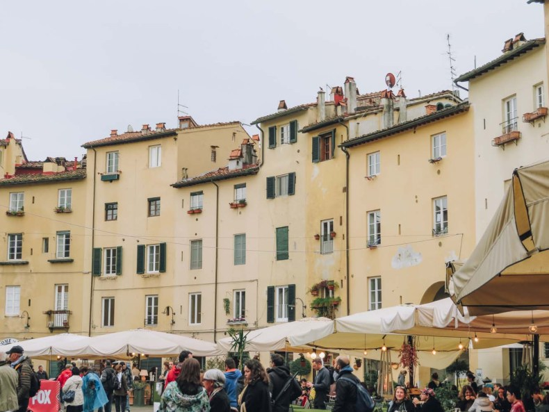 Tips voor de mooiste stad van Toscane, Lucca - Map of Joy