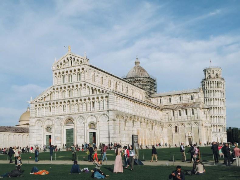 Tips voor Pisa, een van de mooiste steden van Toscane - Map of Joy