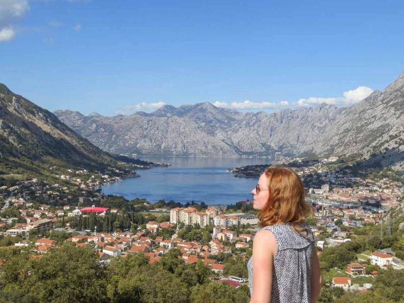 bezienswaardigheden, Kotor, baai van Kotor Montenegro - Map of Joy