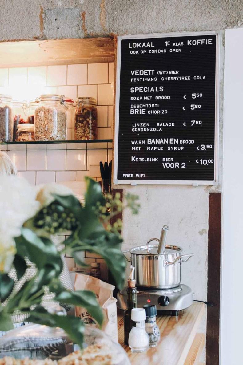 Lokaal, food hotspot Rotterdam - Map of Joy