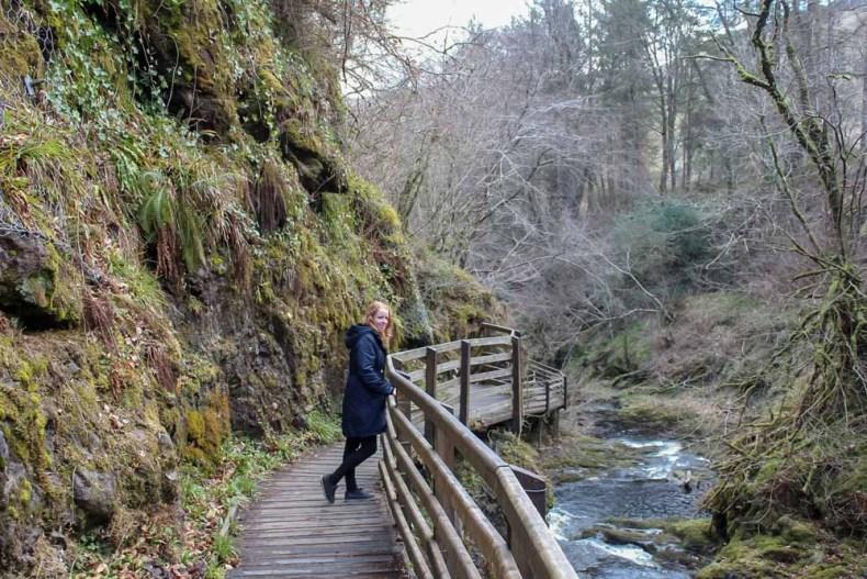 Glenariff Forest, Noord-Ierland - Map of Joy