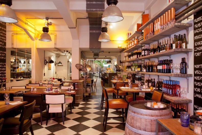 Vis & Meer restaurant Utrecht - Map of Joy